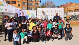 AFD and SSCN sign a R9.75 million grant agreement to promote sport and (...)
