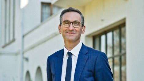 Ambassador Designate of France to South Africa Aurélien Lechevallier