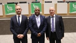 French business meets City of Tshwane
