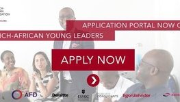 French-African Young Leaders: call for application