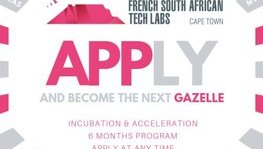 Apply to French South African Tech Labs Season 5!
