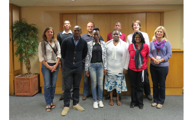 QualiSud team visits TUT